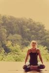 Lia, Yoga Teacher, Anamaya Resort, Costa Rica