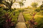 Path from Casita to Main House, Anamaya, Costa Rica